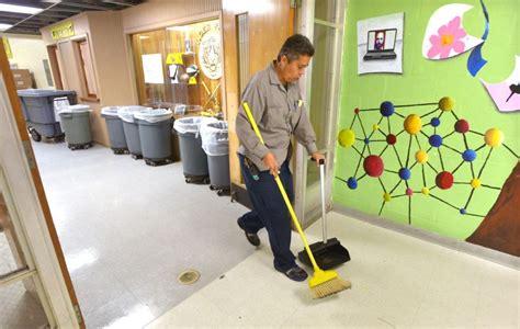image gallery school custodian