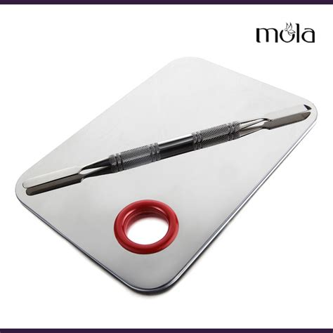 Set Palettespatulla stainless steel professional cosmetic makeup palette spatula set buy spatula set cosmetic