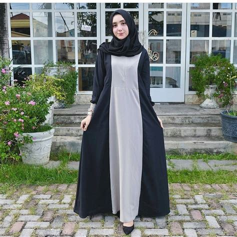 Gamis Remaja Yang Simple 17 koleksi fashion baju remaja 2018 gaya masa kini modis