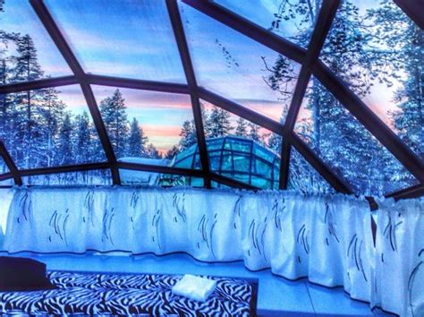 igloo to watch northern lights glass igloo hotel www pixshark com images galleries