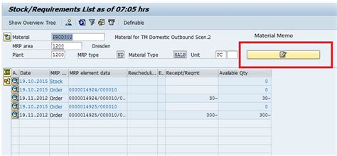 tutorial sap md04 abap md04 transaction requirement