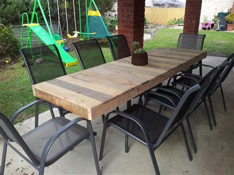 Uses Of Pallets Outdoor Table Pallets Designs Patio Table Ideas