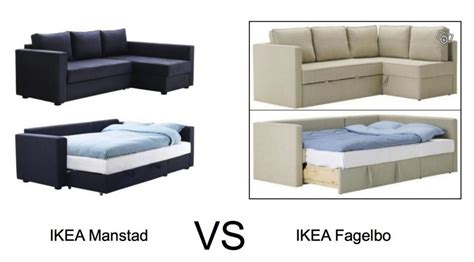 manstad sofa bed ikea guide to buying manstad or fagelbo comfort works slipcover