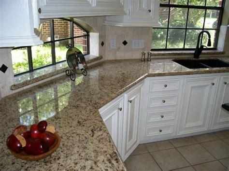 Granite Countertop Kitchen Design Decobizz Especially Limited Spaced Kitchen Remodeling Catches Giallo Napoli Granite White Cabinets