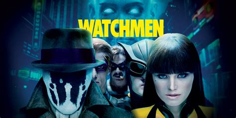 The Watchman watchmen series in the works with hbo zack snyder