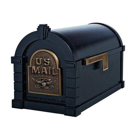 mailboxes for gibraltar mailboxes arlington premium steel post mount