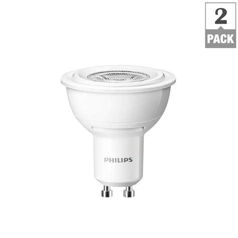 50w equivalent mr16 gu10 light bulbs philips 50w equivalent bright white mr16 gu10 base