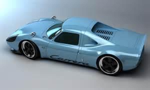 Porsche P Gullwing America P 904 A 1960s Modern Day Classic