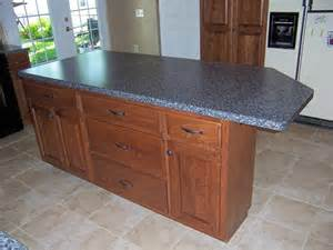 countertop for island countertop styles materials ds woods custom cabinets