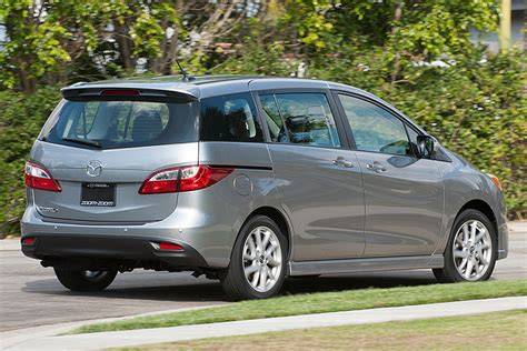 mazda minivan mazda has officially killed the mazda5 minivan for 2016