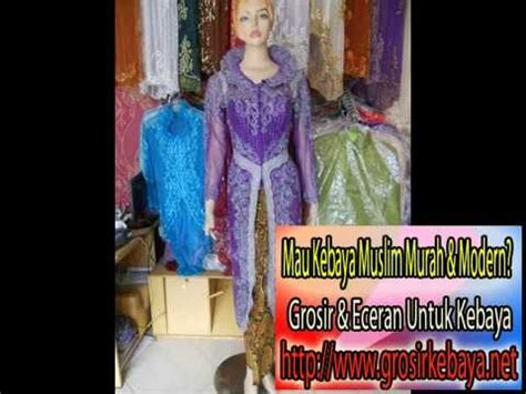 Supplier Baju Anggun Batwing Dress Hq grosirkebaya net model kebaya muslim modern avantie