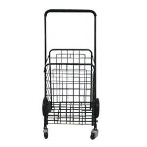 shopping cart home depot home decorators collection 19 in rolling shopping cart eh