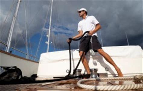yacht deckhand jobs deckhand d 233 finition what is