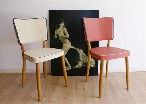 vintage keukenstoelen 2 blitse retro keukenstoelen vintage houten stoel soekis