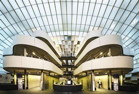 Fu Berlin Bewerbung Anmelden Bibliothek Fu Architektur View Fotocommunity