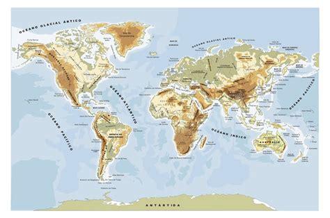 cadenas montañosas mas altas de europa planisferio f 205 sico sociales de primero