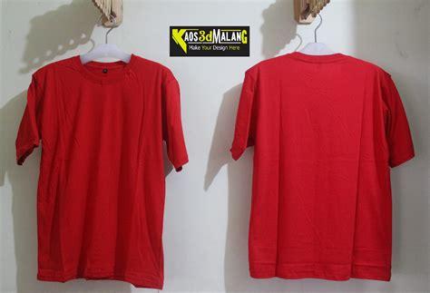 Kaos 3d Soekarno kaos polos merah kaos 3d malang