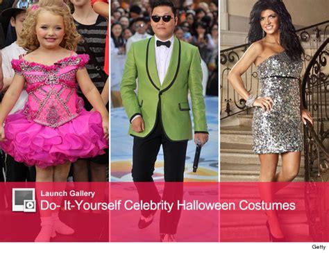 Diy Celebrity Halloween Costumes
