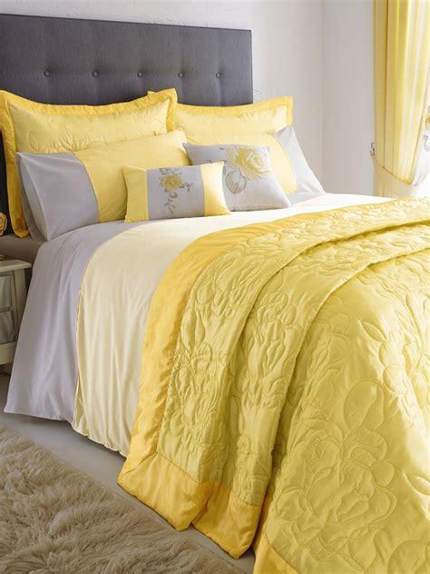 yellow  grey curtains bedroom bedroom color schemes