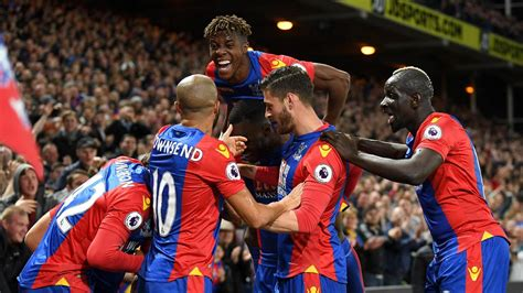 arsenal crystal palace crystal palace vs arsenal highlights and goals premier