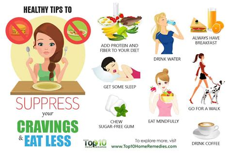 Tips To Eat Out For Less by 10 Healthy Tips To Suppress Cravings And Eat Less Top 10