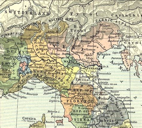 map of northern italy file northern italy in 1494 png
