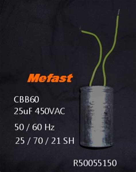 cbb60 capacitor 450vac datasheet cbb60 450vac 25uf capacitor