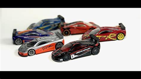 Mclaren F1 Gtr Hitam By Hotwheels lamley showcase the return of the wheels mclaren f1