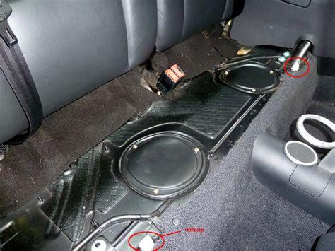 Audi A6 Tankanzeige Spinnt by R 252 Cksitzbank Coup 233 Sitzfl 228 Che Ausbauen Einbauen Tt