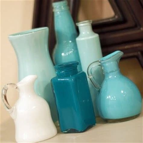 How To Paint A Glass Vase With Acrylic Paint How To Paint Inside Glass Bottles Jars Glass Bottles