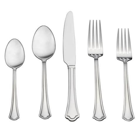 from silverware 20 flatware set pfaltzgraff