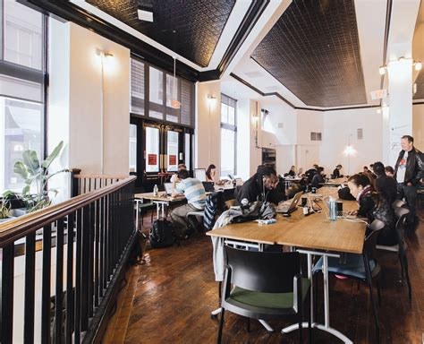 meeting room rental nyc believe it co working space startup wework is now worth 5b wired
