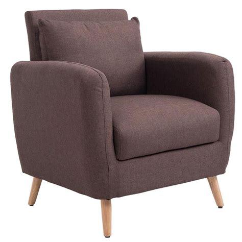 foam armchair lounger armchair tilgard tweed foam padding springs