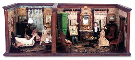 doll house rooms echoes of remembered rooms volume ii 807 opulent german dollhouse rooms with well