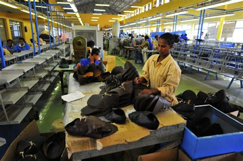shoe factory oakville businessman invests in africa s industrial