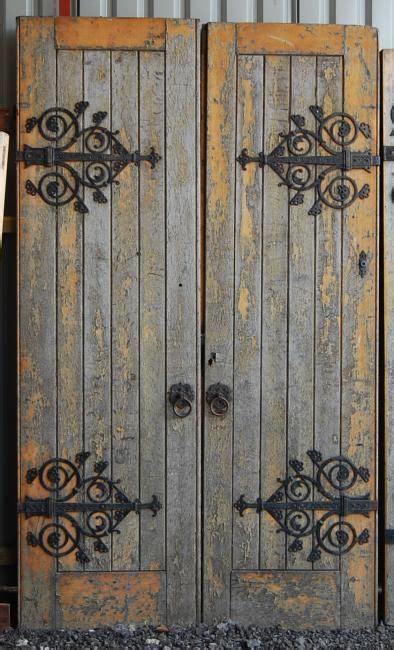 rustic  church doors modelos de puertas puertas de