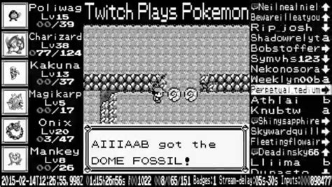 Image 709304 Twitch Plays Pokemon Know Your Meme - all is lost twitch plays pokemon know your meme