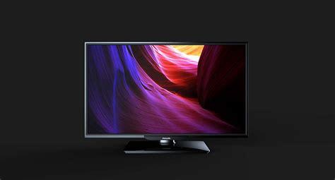 Philips Ultra Slim Led Hd Tv 32 32pfl1335s Hitam slim led tv 32pha4100 98 philips