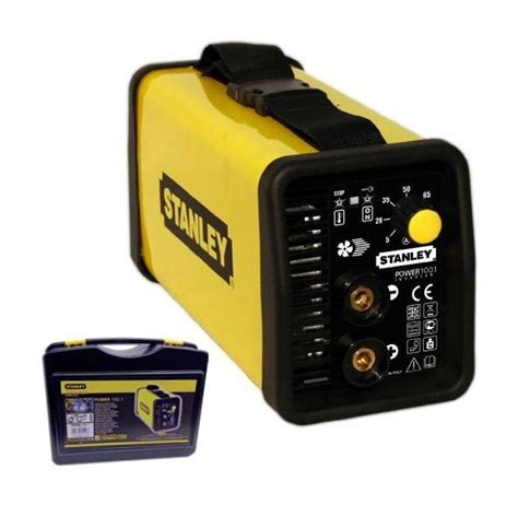 Poste A Souder Mma Inverter 3664 by Stanley Poste 224 Souder Mma Inverter Power 100 1