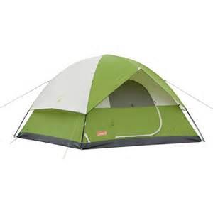 coleman sundome 6 person dome tent walmart