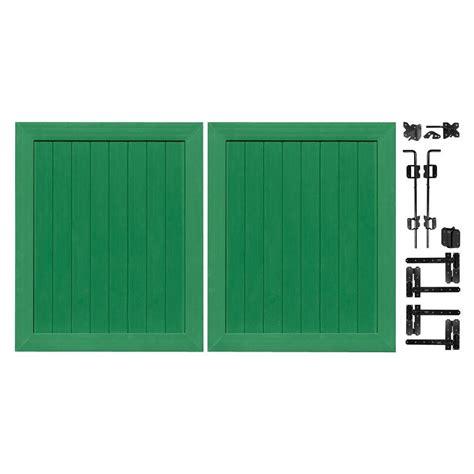 pro veranda veranda pro series 5 ft w x 6 ft h green vinyl anaheim