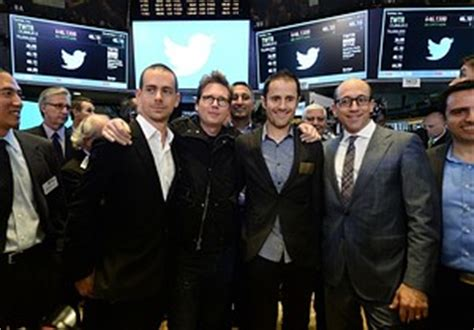 twitter founders who got rich this week twitter founders hatch big gains