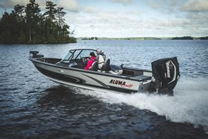 alumacraft boats st peter mn brp acquires alumacraft and creates a new marine group