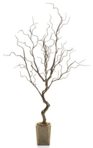 twig tree home decorating rustic artificial plants and trees
