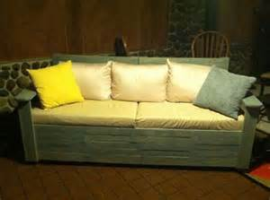 diy pallet sofa pallets designs