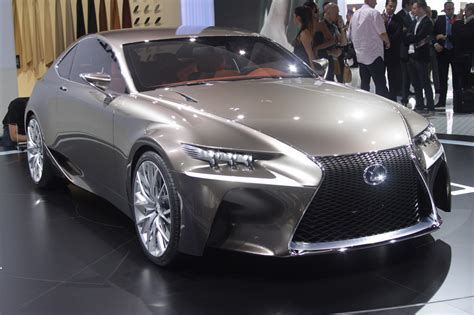 lfcc lexus lexus lf cc concept is a tidy welcome look into brand s