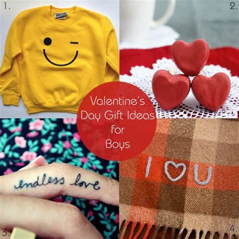 valentines day gift ideas for boys