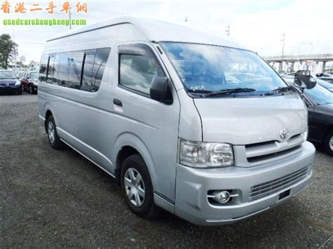 toyota hiace for sale usa 2015 toyota hiace used car for sale in hong kong