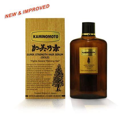 Kaminomoto Hair Growth Accelerator Daily kaminomoto products