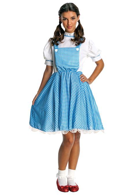 Handmade Dorothy Costume - wizard of oz dorothy costume
